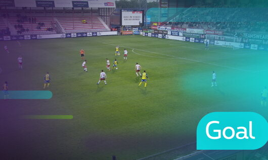 Own goal: Courtrai 1 - 1 Waasland-Beveren: 26', D'Haene