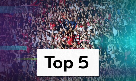Jupiler Pro League - Top 5