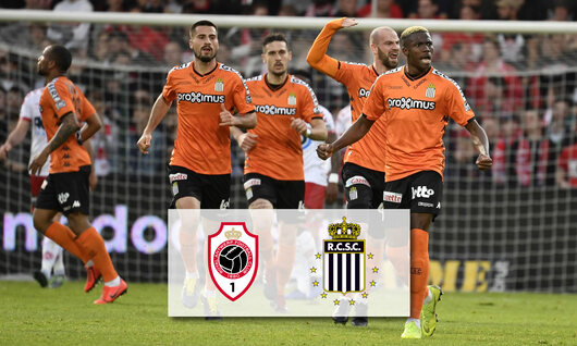 Royal Antwerp - Sporting Charleroi