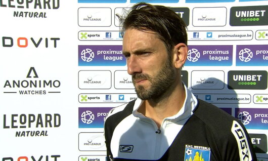 Interviews Westerlo (RE Virton - Westerlo)