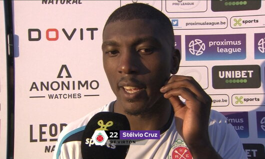 Interviews Virton (RE Virton - Beerschot)