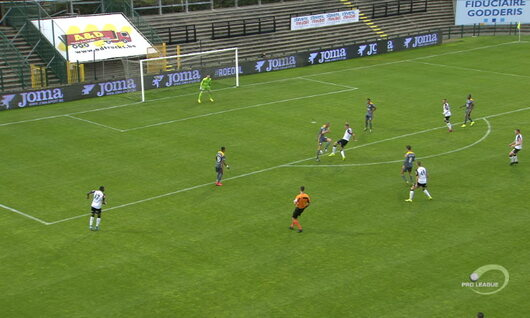 Goal: Roeselare 1 - 0 OH Leuven 23', Voet