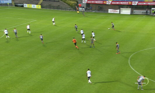 Goal: Roeselare 3 - 1 OH Leuven 90', Henry