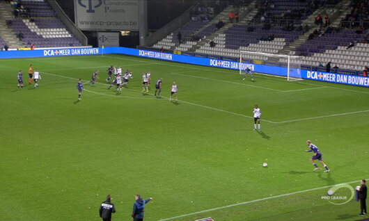 Goal: Beerschot 2 - 0 Roulers 44', Placca