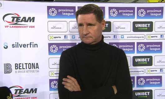 Interviews Lokeren (Lokeren - RE Virton)