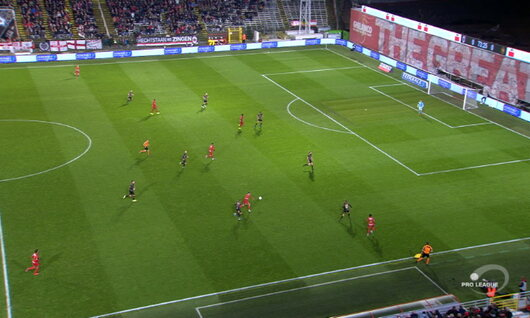 Goal: Royal Antwerp 1 - 0 KV Mechelen 74', Mirallas