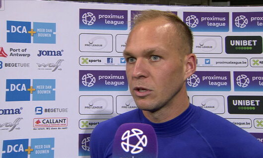Interviews Beerschot (Beerschot - RE Virton)