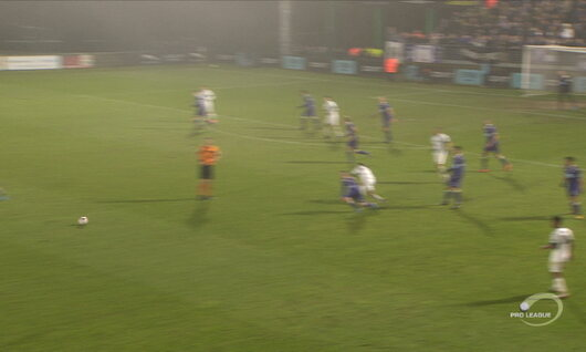 Goal: RE Virton 1 - 0 Beerschot 76', Ribeiro Costa