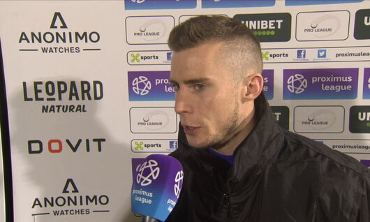 Interviews Beerschot (RE Virton - Beerschot)