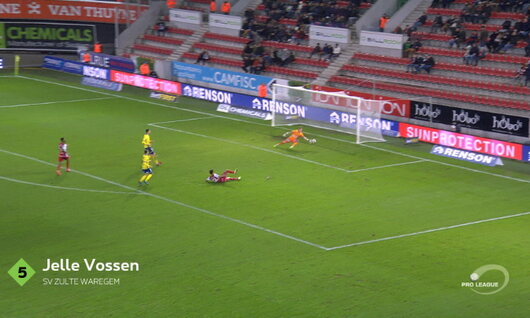 Jupiler Pro League - Top 5 goals - Speeldag 24