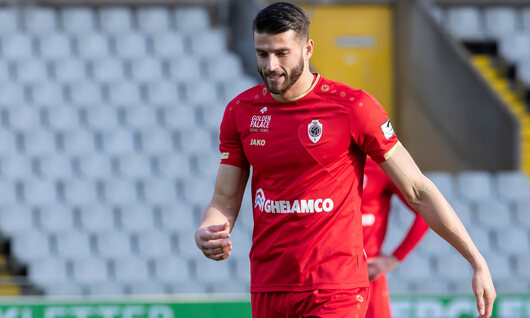 Samenvatting Royal Antwerp - Sporting Charleroi