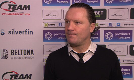 Interviews Lokeren (KSC Lokeren - RE Virton)