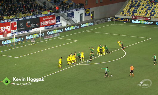 Jupiler Pro League - Top 5 goals - Speeldag 26