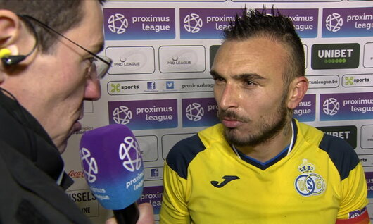 Interviews Union Saint Gilloise (Union Saint Gilloise - Westerlo)