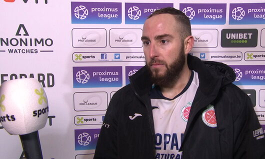 Interviews RE Virton (RE Virton - OH Leuven)