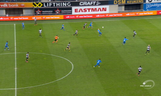 Goal: Ostende 1 - 3 Genk 67', Ito