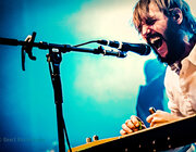 Photoreport Band of Horses by Geert Van de Velde