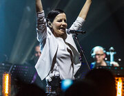 PHOTOREPORT THE CRANBERRIES BY CARLO VERFAILLE