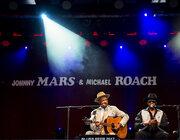 Johnny Mars & Michael Roach @ Blues Peer 2017