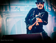 King Diamond - Parc du festival, Dessel