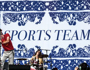 the Sports Team - Festivalpark, Werchter