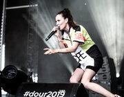Ana Diaz - Site du festival, Dour
