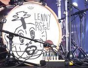 Lenny Pistol - Site du festival, Dour