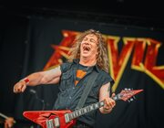 Anvil - Alcatraz 2019