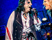 Alice Cooper - Vorst Nationaal, Brussel