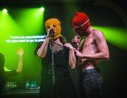 Pussy Riot @ Handelsbeurs, Gent
