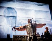 Liam Gallagher @ Vorst Nationaal, Brussel