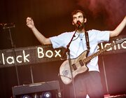 Werchter Parklife: Black Box Revelation + Equal Idiots @ Rock Werchter, Werchter