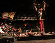 Thirty Seconds To Mars - Lotto Arena, Anvers