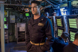 "Gerard Butler over 'Hunter Killer': ""It's super cool!"""