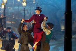 "Meryl Streep: ""Emily Blunt is practically perfect in every way als Mary Poppins"""