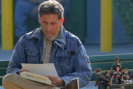 Making-of: 'Welcome to Marwen', met Steve Carrell!