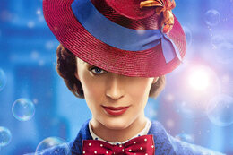 "Regardez le making of du film ""Le Retour de Mary Poppins"""