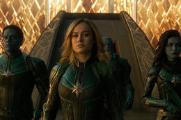'Captain Marvel', een making-of!