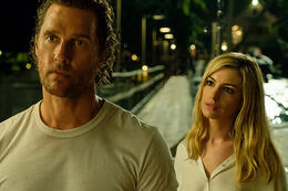Making-of: 'Serenity', met Anne Hathaway en Matthew McConaughey