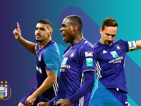 Kies jouw speler van de maand van Anderlecht en win 4 VIP-tickets!