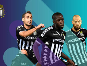 """Votez pour le """"Joueur du Mois"""" de Charleroi et remportez 4 tickets VIP !"""