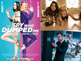 Win een duoticket voor 'The Spy Who Dumped Me'!