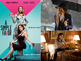 Win een duoticket voor 'A Simple Favor', met Anna Kendrick en Blake Lively!