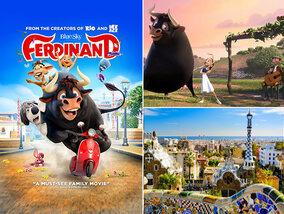 Gagnez un voyage à Barcelone grâce à l'arrivée de Ferdinand dans le catalogue à la demande Proximus TV !