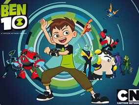 Cartoon Network trakteert: win speelgoed van Ben 10!
