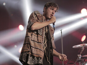 Win VIP-tickets en een meet & greet voor het concert van Oscar And The Wolf
