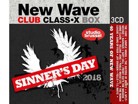 Gagnez un box 3 CD de SINNER'S DAY regroupant le meilleur de la New Wave et du Punk !