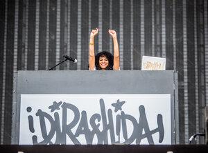 DJ Rashida - Werchter Boutique