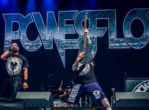 Powerflo - Graspop Metal Meeting 2018
