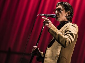 Artic Monkeys - Festivalpark, Werchter